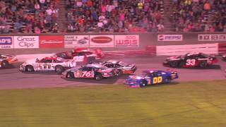 Bowman Gray Stadium Racing - Derek Stoltz vs. Mack Little