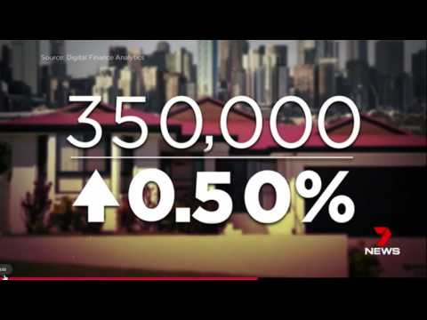 Seven News Mortgage Stress Melbourne