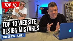 Top 10 Website Design Mistakes (For Web Development Companies)