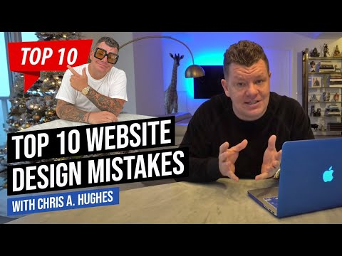 Top 10 Website Design Mistakes (For Web Development Companies)
