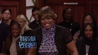 Classic Divorce Court: 50 Shades Of Grey