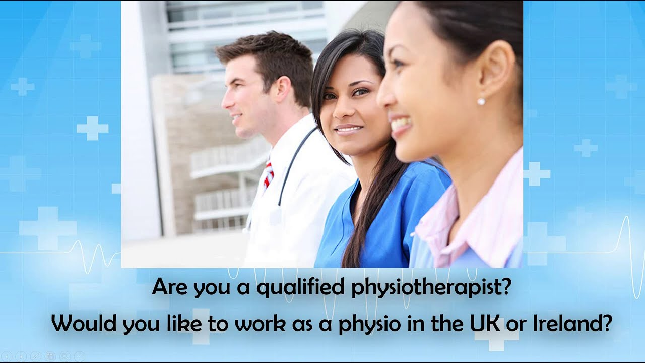 How to register with HCPC as a physiotherapist successfully