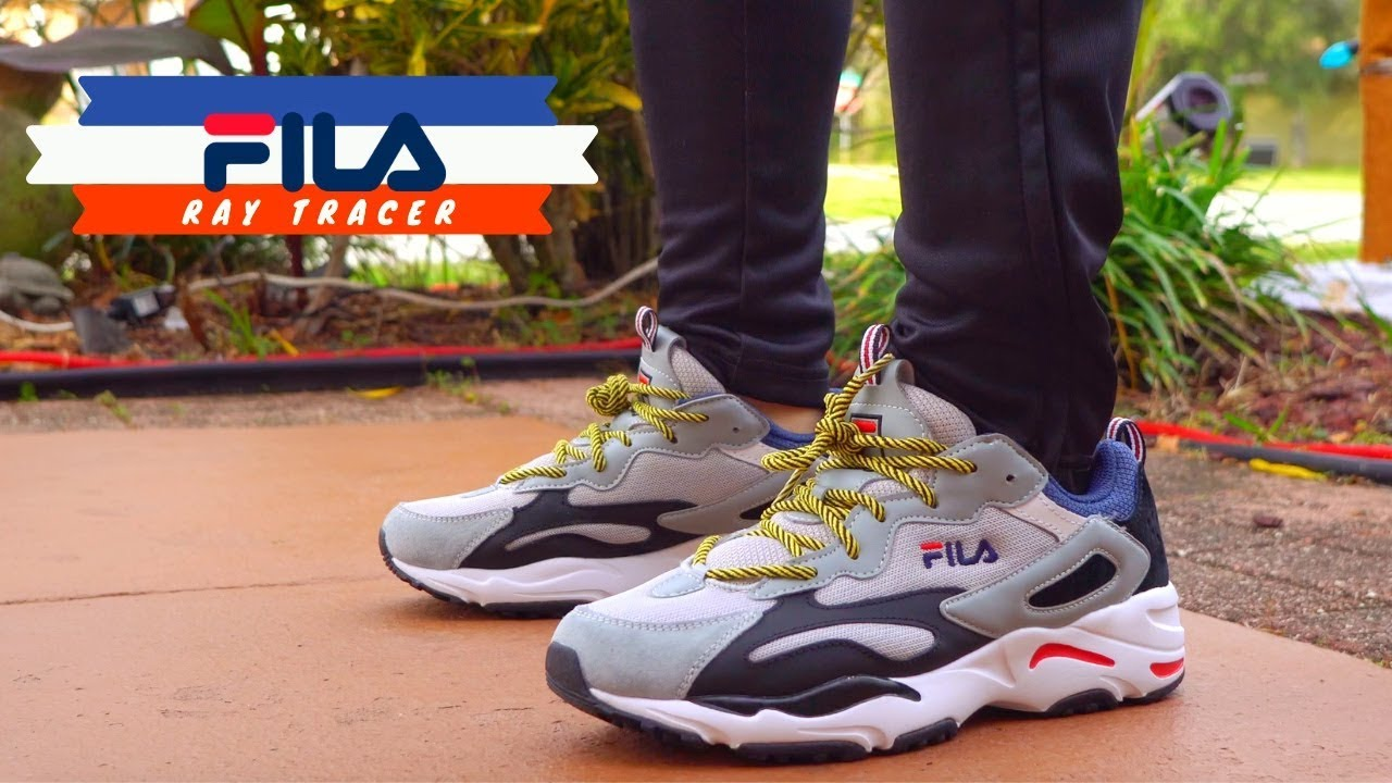 Fila Ray Tracer Sneaker Review