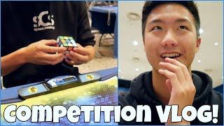 Another Bruin Cube Day 2019 VLOG | Rubik's Cube Competition