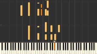 Come Rain or Come Shine - Jazz Piano Solo Tutorial