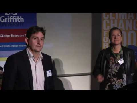2. Climate Change for Good Conference July 2016 Day 1 Morning Session Griffith University Gold Coast