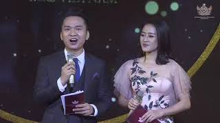 CHUNG KẾT Toàn Quốc Người Mẫu Hoa Hậu Quý Bà Việt Nam 2018