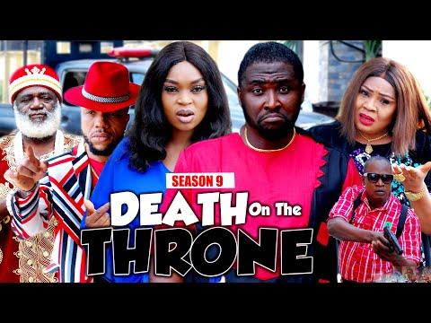 DEATH ON THE THRONE (SEASON 9) - 2021 LATEST NIGERIAN NOLLYWOOD MOVIES