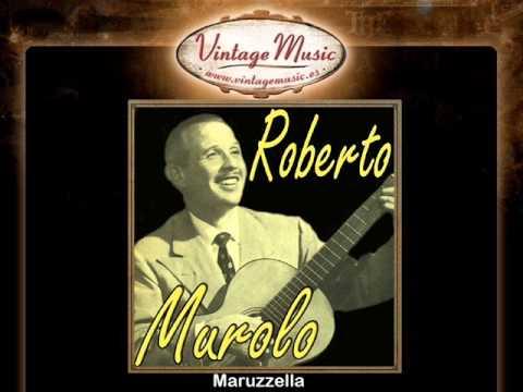 ROBERTO MUROLO CD Italian Song. Maruzzella , Na Voce 'na Chitarra , Sophia ....