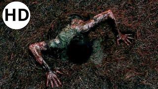 EVIL DEAD (2013): blood fall demon rises