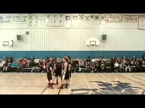 Women's Basketball D2 Provincials Limoilou vs St. Lawrence