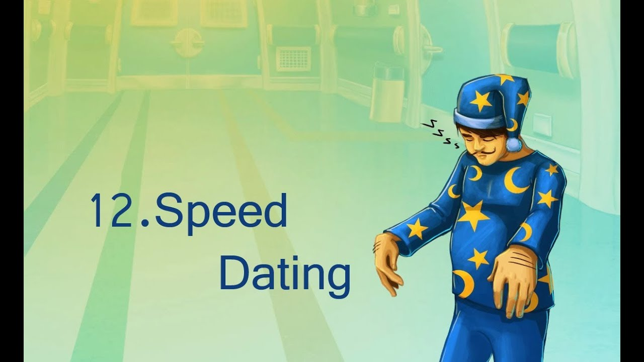 Speed Dating 2 - Play The Game Online