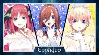 Gambar cover Who Is The Bride? The Quintessential Quintuplets (5-toubun no Hanayome)