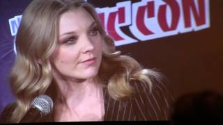 Game of Thrones Panel NYCC 2015