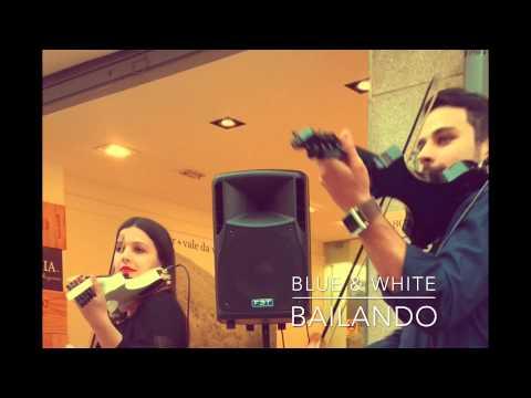 Blue & White Strings Duet                     Santa Catarina/Porto