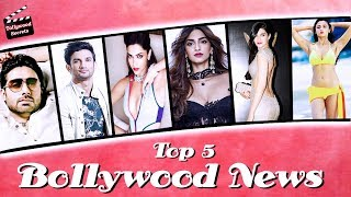 Bollywood Top 5 Entertainment News#33 in Bengali || Top 5 Bollywood News||Tollywood Secrets