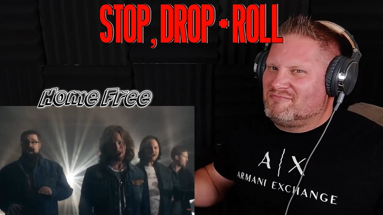 Download Dan + Shay - Stop, Drop + Roll (Home Free Cover) [Official Music Video] REACTION