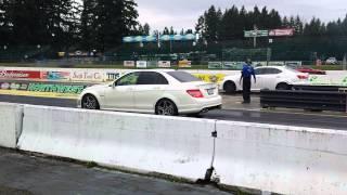 Mercedes c63 vs lexus Is F