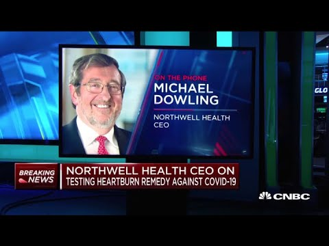 Heartburn drug trial shows 'reasonable confidence' famotidine could ...