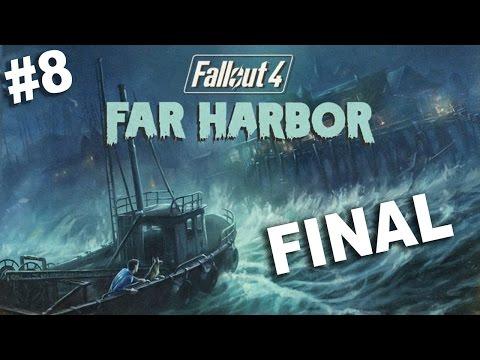 [FINAL] Cerca de Casa | FAR HARBOR #8 | FALLOUT 4 DLC