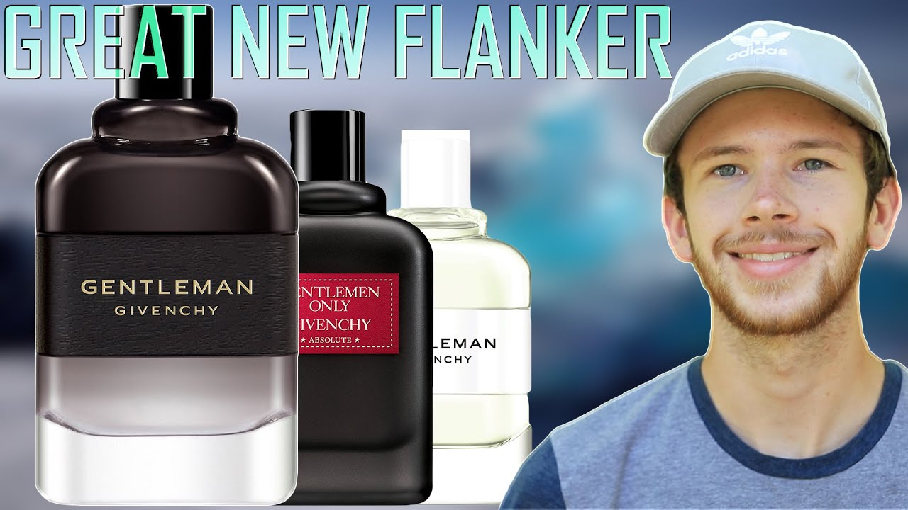 GREAT NEW FLANKER   GIVENCHY GENTLEMAN BOISEE FRAGRANCE REVIEW