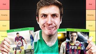 THE FIFA TIER LIST...