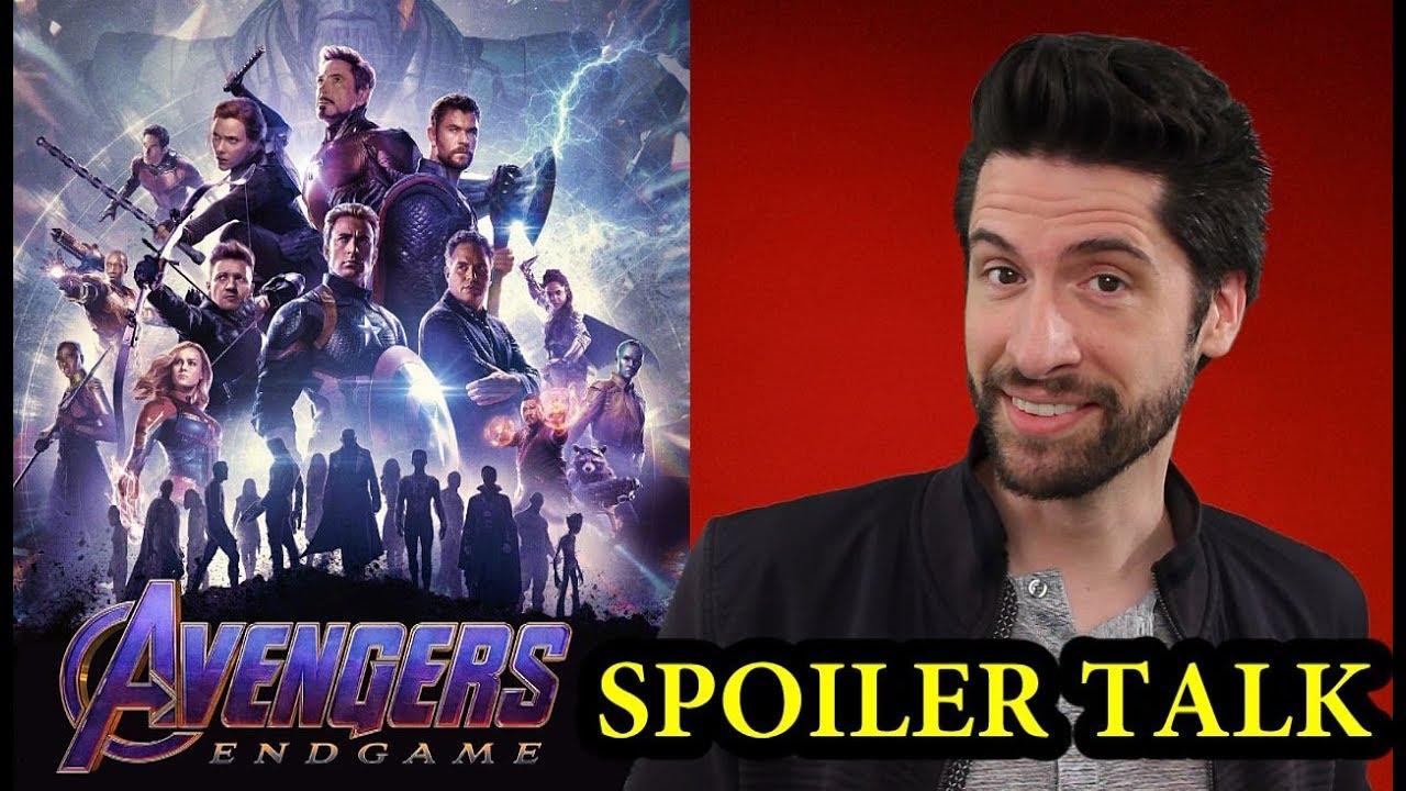 Download Avengers: Endgame - SPOILER Talk