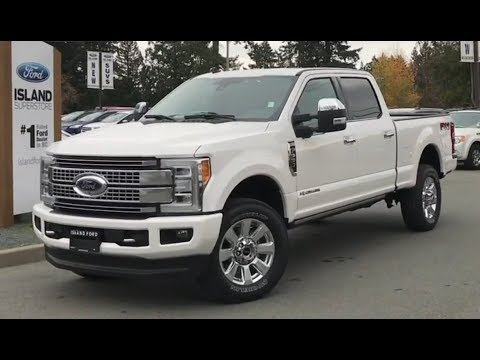 Ford F- Platinum FX Ultimate V Diesel Review| Island Ford