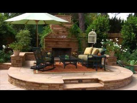 Modern Garden Design Ideas - Gardening Design Ideas - YouTube