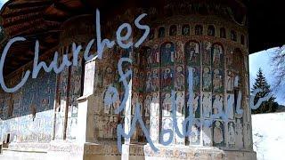 1分世界遺産 325 モルダヴィアの教会群 ルーマニア④