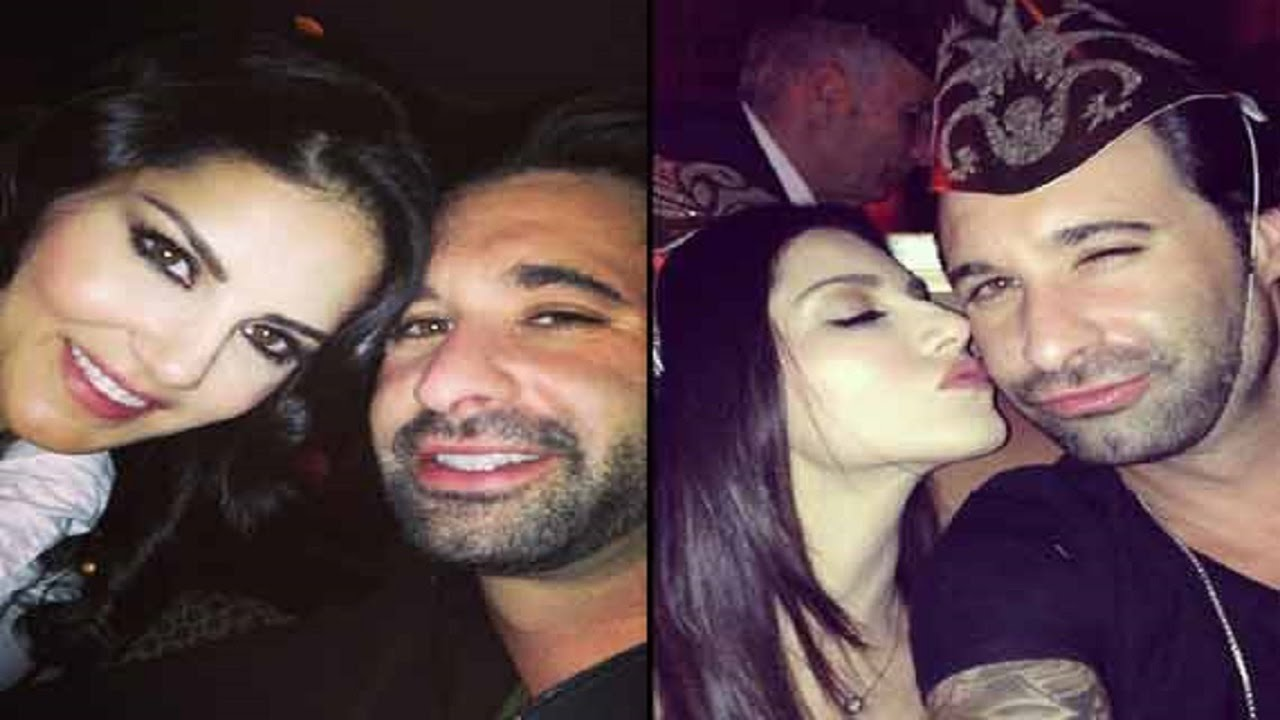 Sunny Leone Decided To Kiss Her Husband Only - Youtube-9801