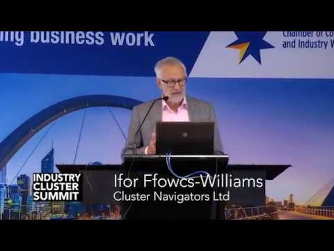 Industry Cluster Summit -  Ifor Flowcs-Williams