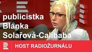 Hosté ve vysílání Radiožurnálu