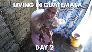 Guatemala Travel Vlog #2-Making it Work on 7 Dollars a Day