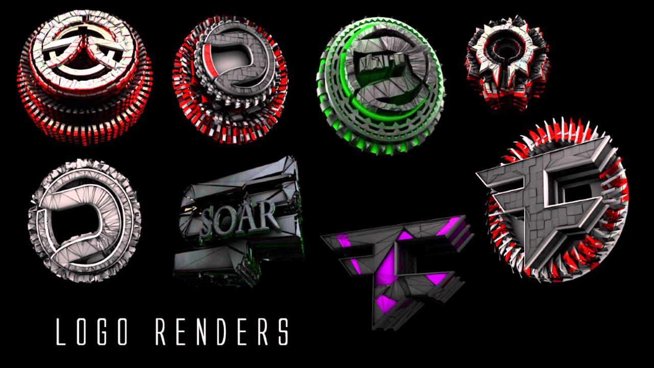 logo renders free download youtube