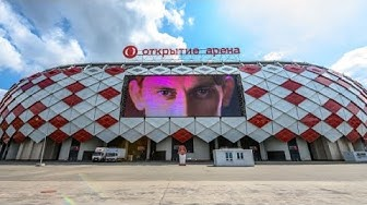 WM-Stadionporträt: Spartak-Stadion (Moskau)