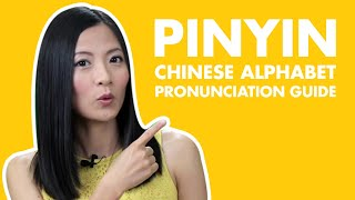 Learning Pinyin Alphabet Pronunciation