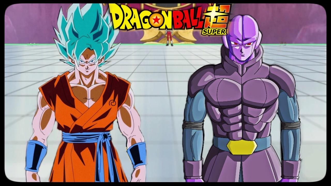 Assez Goku V.S. Hit - Dragon Ball Z Style - YouTube YY66