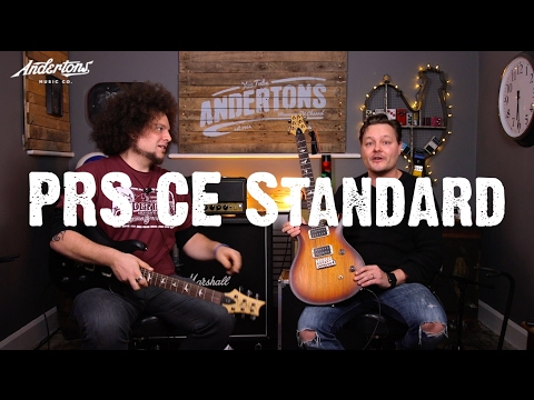 PRS CE Standard Satin With Pete & Rabea
