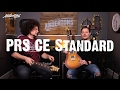 Download PRS CE Standard Satin With Pete & Rabea MP3 song and Music Video
