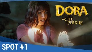 DORA ET LA CITE PERDUE - Spot Legendary VF [Actuellement au cinéma]