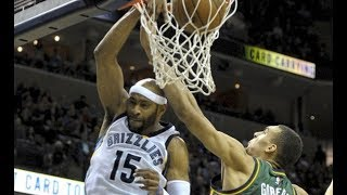 Vince Carter: 7 Dunks That Are Too Good For His Age