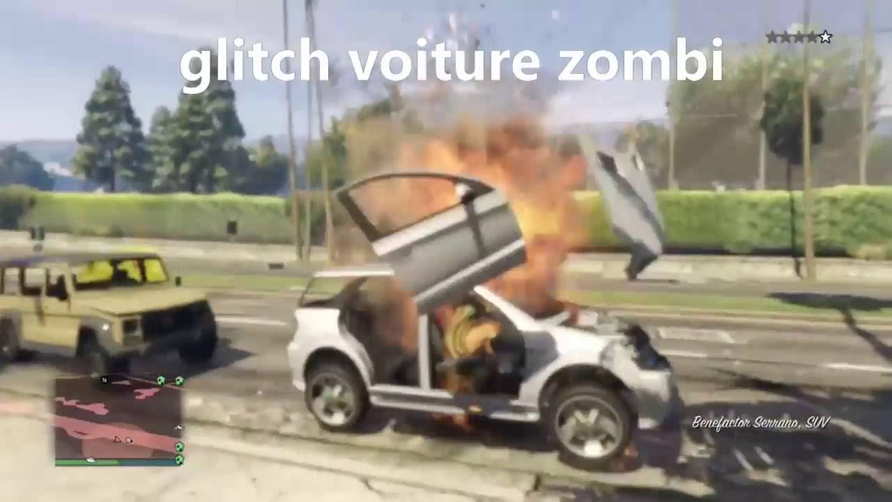 gta5 online striptease fun voiture zombie