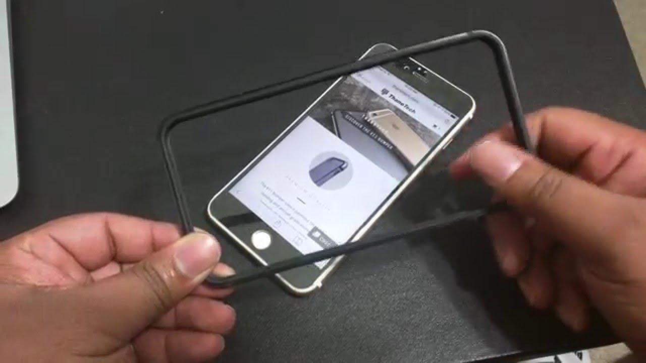 finest selection 937d6 6a621 ThanoTech K11 IPhone Bumper