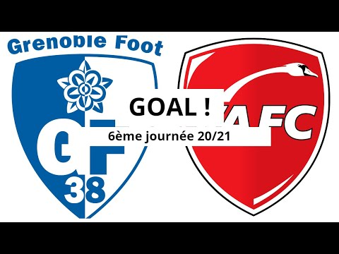 Grenoble Valenciennes Goals And Highlights