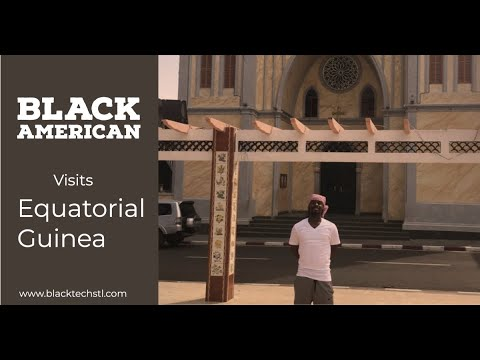 Street Genius Trip To Malabo Equatorial Guinea (VLOG)