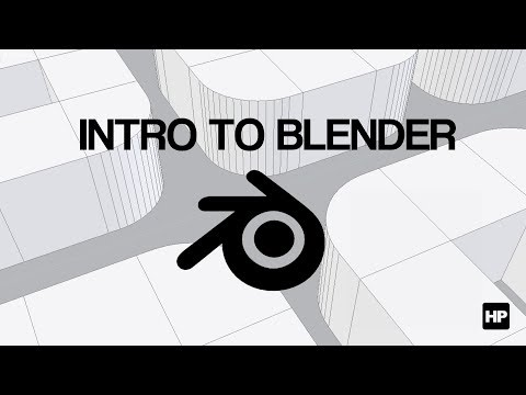 Intro To Blender