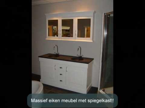 Grootste Heritage badkamer dealer van Nederland - YouTube