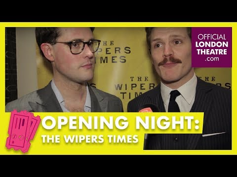 Opening Night: The Wipers Times