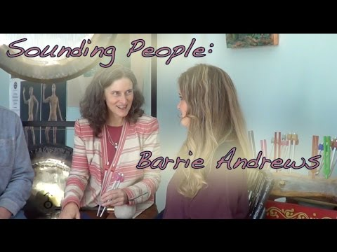 Sounding People: Barrie Andrews